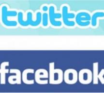 Facebook hesabını Twitter hasabına bağlamak