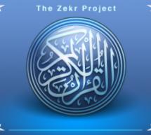 Kur'an Araştırma Programı (Zekr)