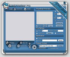 Mediaa Resizer Pro 2.58