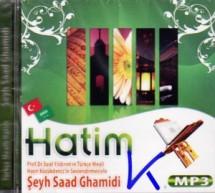 Saad El Ghamidi Sayfa Sayfa MP3 Hatim Seti