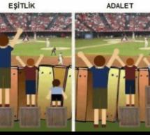 ADALET; Vazgeçemeyeceğimiz Temel Değer